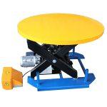HRL1000 Stationært løftebord med karruseldrevet