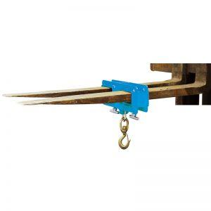 MK10R gaffelmonteret løftekrog