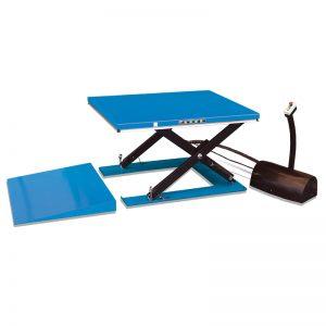 HY1001 lavprofil elektrisk løftebord