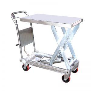 YSG35D løftebord i rustfrit stål