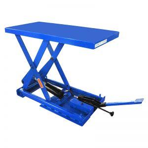 FBX50 stationær fodpumpe sakseløftebord